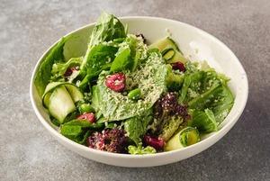 Зелень: Рецепты салатов от простых до самых сложных