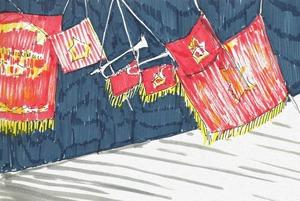 Выставка «Советское детство»