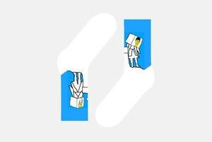 «Ты чо, с Урала?»: Носки с уральской символикой St. Friday Socks