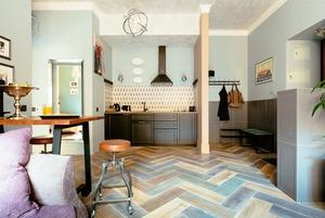Двухкомнатные апартаменты для сдачи в аренду рядом с отелем W (Петербург)
