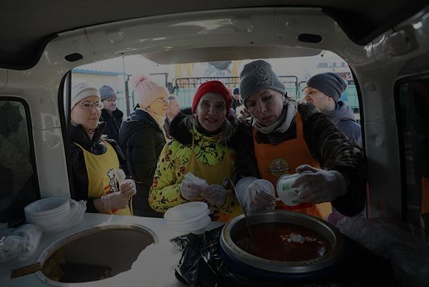 Кто кормит бездомных во Владивостоке