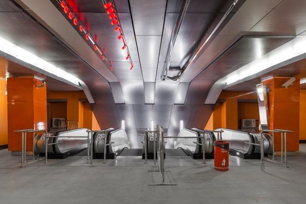 Как выглядят новые станции желтой ветки метро