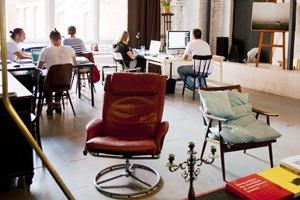 Офис недели (Москва): «Переговорная № 17»