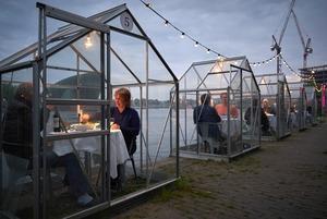 Как будут выглядеть рестораны, магазины и спортзалы после эпидемии