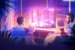 Как технологии влияют на развитие культуры сериалов