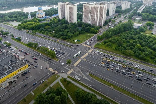 Самые смертоносные перекрестки в Москве