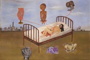 Что нужно знать о выставке Фриды Кало и Диего Риверы в Музее Фаберже