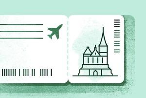Недорогая Индия, осенний Мюнхен и Таллин в августе