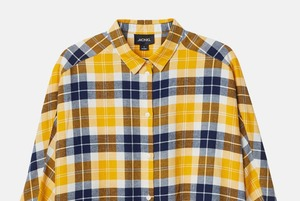 Где купить женскую рубашку в клетку: 9 вариантов от одной до семи тысяч рублей