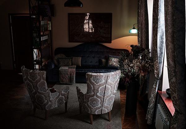 Квартира в доме на Алексеевской с флигелем и отдельным входом