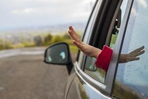 Как спланировать и пережить путешествие с ребенком на машине