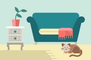 Как создать уют в маленькой квартире