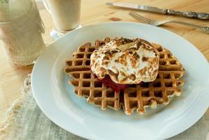 «Кофе, вафли, блюз» и Le Grand Cafe в «Покровском пассаже»