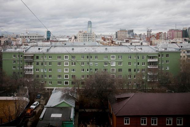 «Я живу в первом блочном доме Свердловска»