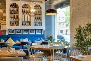 18 новых кафе, баров и ресторанов сентября