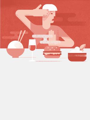 Можно ли отказаться от еды в ресторане, если она невкусная?