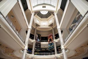 Торговые центры Москвы: «Атриум»