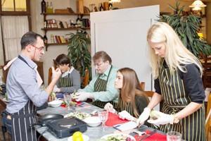 Время есть: Репортаж с кулинарного мастер-класса в школе Osteria Montiroli