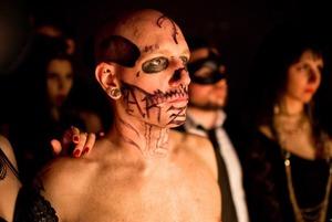 Секс вечеринки на хэллоуине