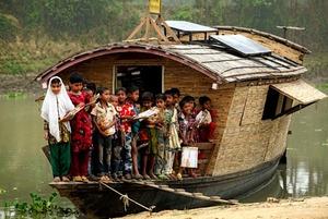 Бизнес на воде: Интересные мировые проекты на лодках
