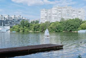 Городской яхтинг: Где и как заниматься парусным спортом в Москве