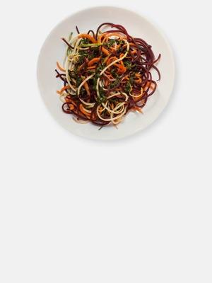 Паста из овощей