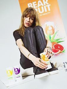 Bear Fruit: Обогащённая витаминами вода из финского источника