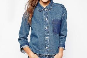 6 женских джинсовок дешевле 5 тысяч рублей