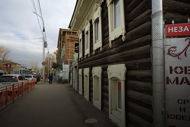 Он же памятник: Как живут ветхие объекты культурного наследия в Иркутске