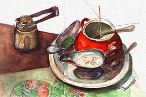 Пластилиновое кафе Didu