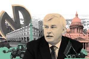 План губернатора: 10 обещаний Георгия Полтавченко