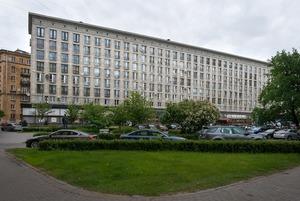 Я живу в «Дворянском гнезде» (Петербург)