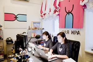 Офис недели: Sundukovy Sisters (Москва)