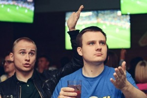 Где смотрят футбол живущие в Москве немцы, французы, бразильцы и голландцы