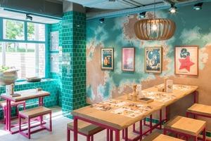 Кофейня с турецкой едой, кафе-мороженое, бар с десертами и вьетнамское кафе от «Кофемании»