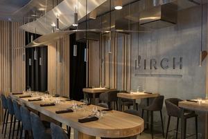 Ресторан Birch на Кирочной улице