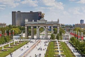 Чем заняться в парках Москвы этим летом