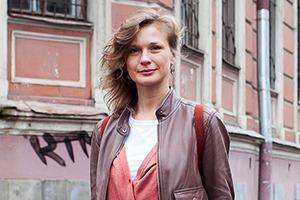 Внешний вид: Анна Боганова, сотрудник S-11