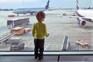 Время приключений: Как путешествовать с ребёнком