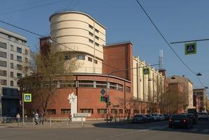 Как выглядит силовая подстанция фабрики «Красное знамя» после реставрации