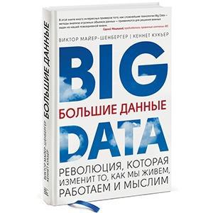 Виктор Майер-Шенбергер, Кеннет Кукьер Big Data