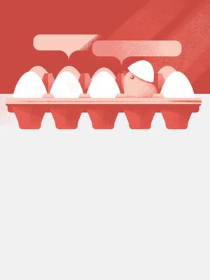 Можно ли хранить яйца не в холодильнике?
