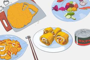 Кух, ча-фан и поленница: Семейные рецепты редакции The Village Екатеринбург