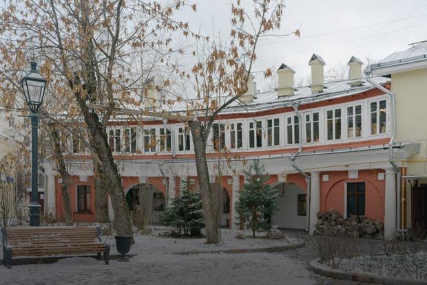 «Я живу у самого уютного двора Москвы»