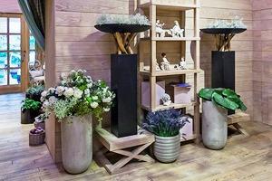 Интерьер недели (Киев): Цветочный бутик Fiori