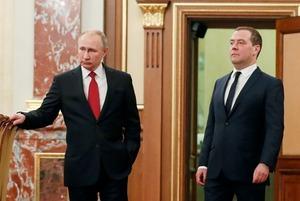 Пользователи соцсетей — о неожиданной отставке правительства России