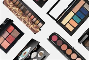 Книга теней: 10 интересных палеток для самого разного макияжа