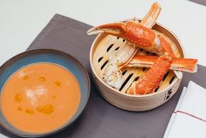 Wine & Crab и Boston Seafood & Bar: Где есть крабов в Москве