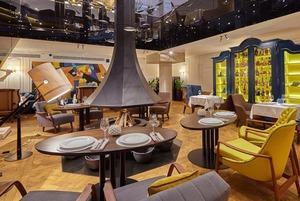 Ярмарка итальянских продуктов, рыбный ресторан Раппопорта и кафе «Никола-Ленивец»