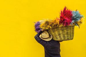 Как российский художник поехал в Мексику знакомиться с семьей девушки